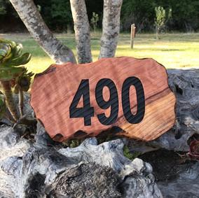 Redwood Address Sign.JPG