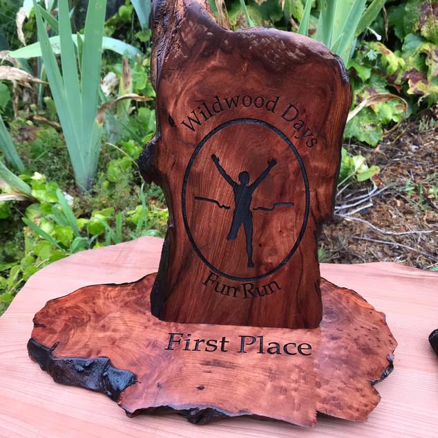 Standing Redwood Award