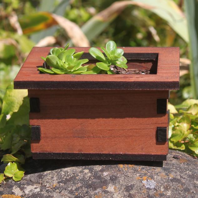 Redwood Planter Box