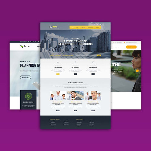 Website: Corporate