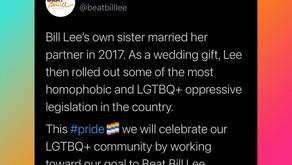 Statement from Representative Torrey Harris on Pride Month