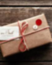 inslagna paket