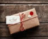 Ingepakt pakket