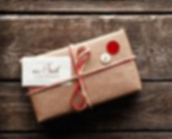 Paquete envuelto