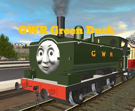Trainz Thomas Reskins - 0425