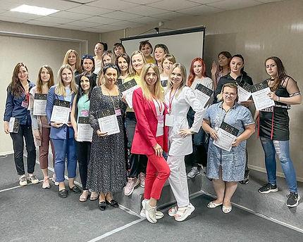 ISnail центр обучения ногтевому сервису Волгоград
