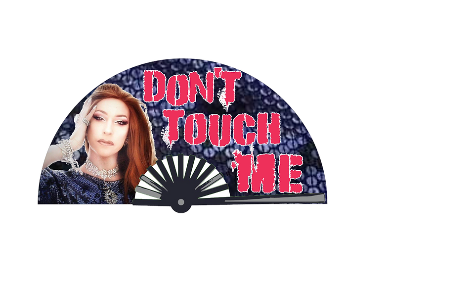 """Night Owl Fans - """"Don't Touch Me NPB"""""""
