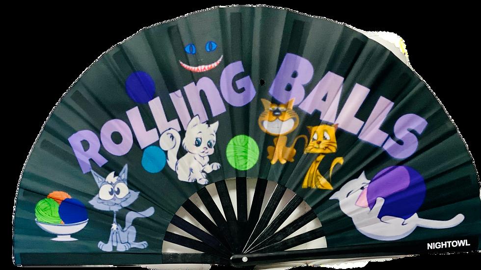 "Night Owl Fans - ""Rolling Balls"""