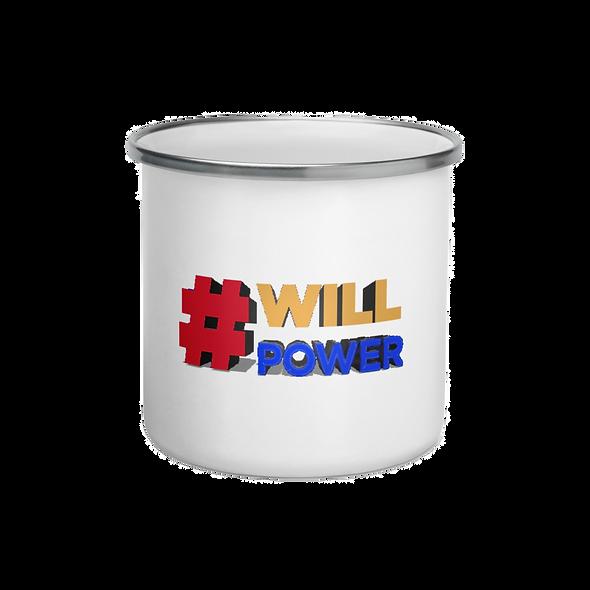 #Willpower Mug