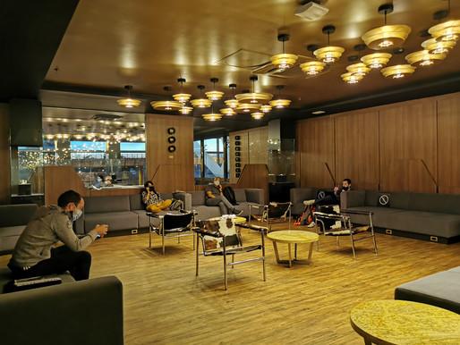 El Dorado Lounge, un espacio renovado para los viajeros