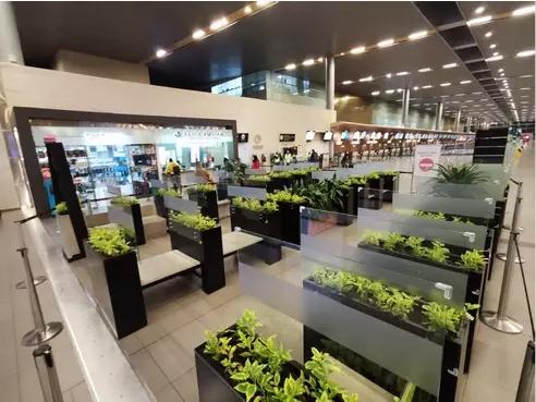 La Sala Movimiento, nuevo espacio en El Dorado que mejora la experiencia de los pasajeros