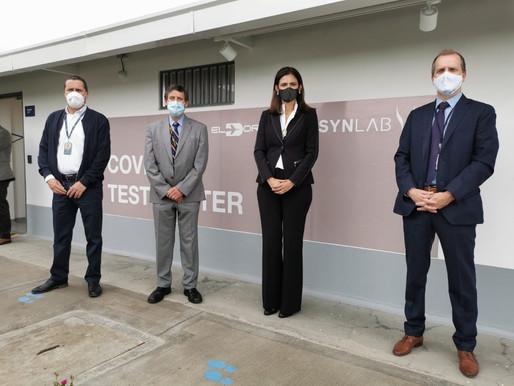El Dorado ahora cuenta con un test center para la realización de pruebas de detección de Covid-19