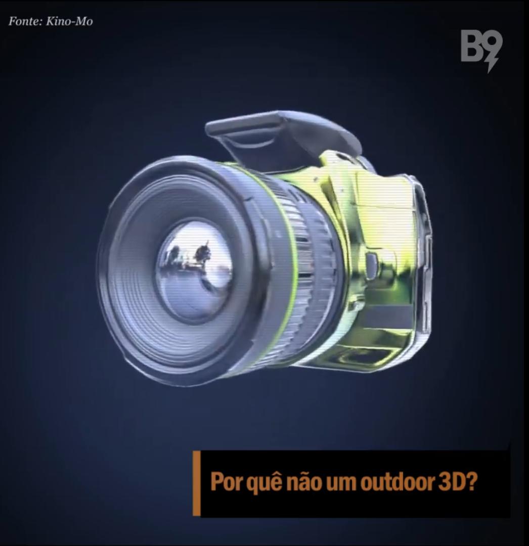 Descoberta Digital | Outdoor 3D