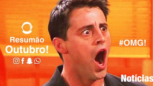 Resumão Desco: tudo que rolou nas mídias em Outubro!