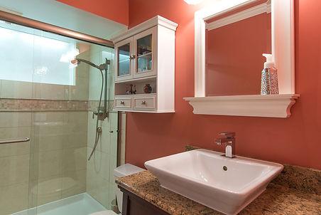 Bathroom Remodel 12