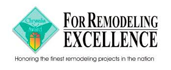 Remodeling for Excellence Award logo