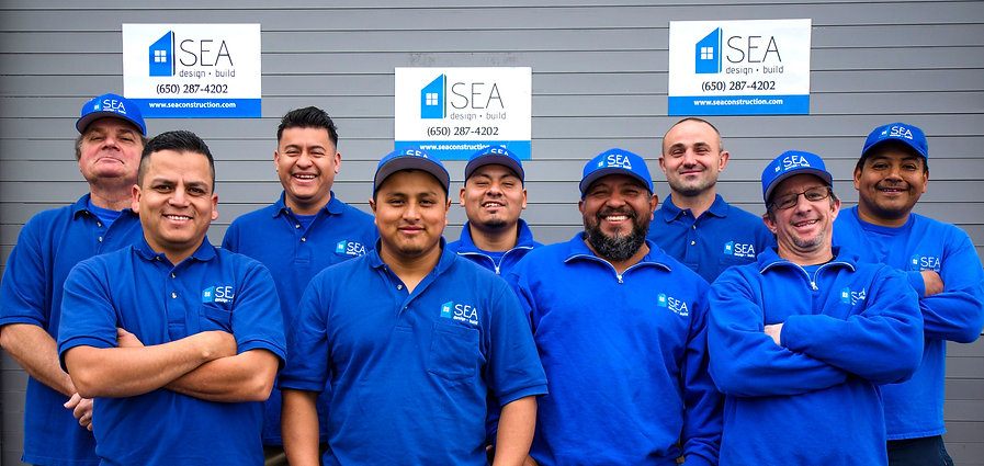SEA Construction Design Build Team