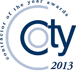 Contractor of the Year Award logo