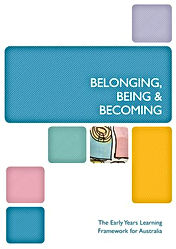 EYLF Belonging, Being, Becoming