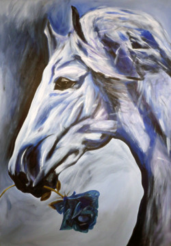 A horse with no name.