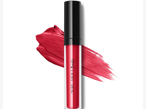Lady in Red Liquid Matte Stain