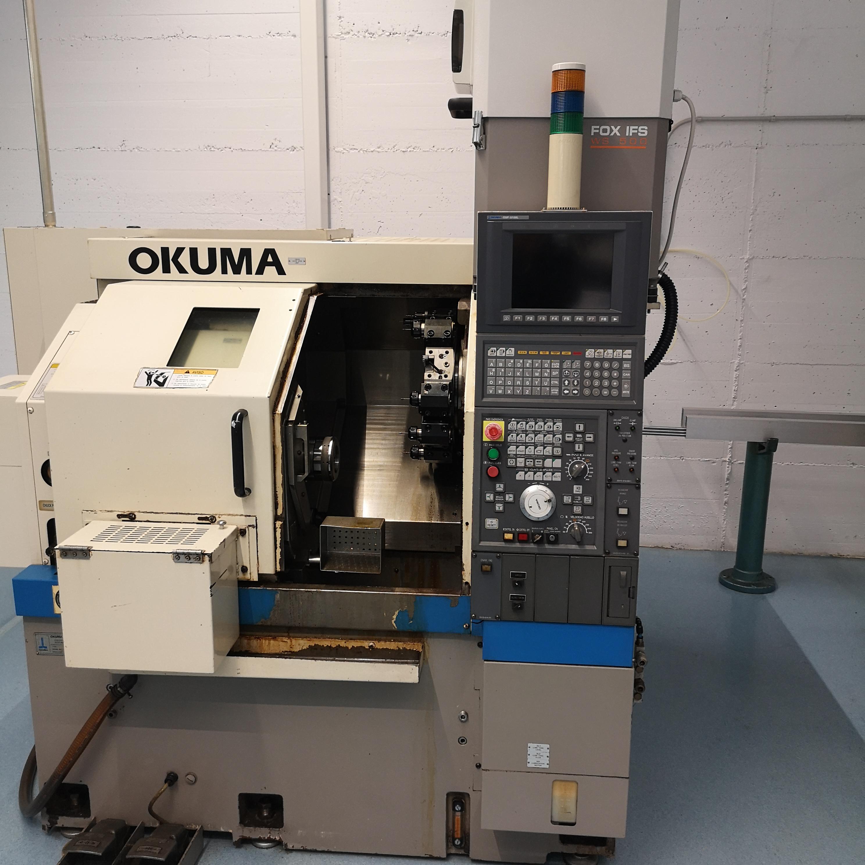 ocasion Okuma LCS15 H