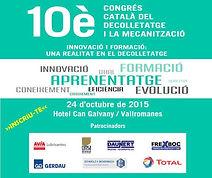 Congrés Adecat _ exposició TORNS CAPÇAL MÓVIL