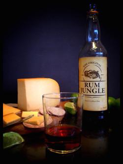 gouda and rum