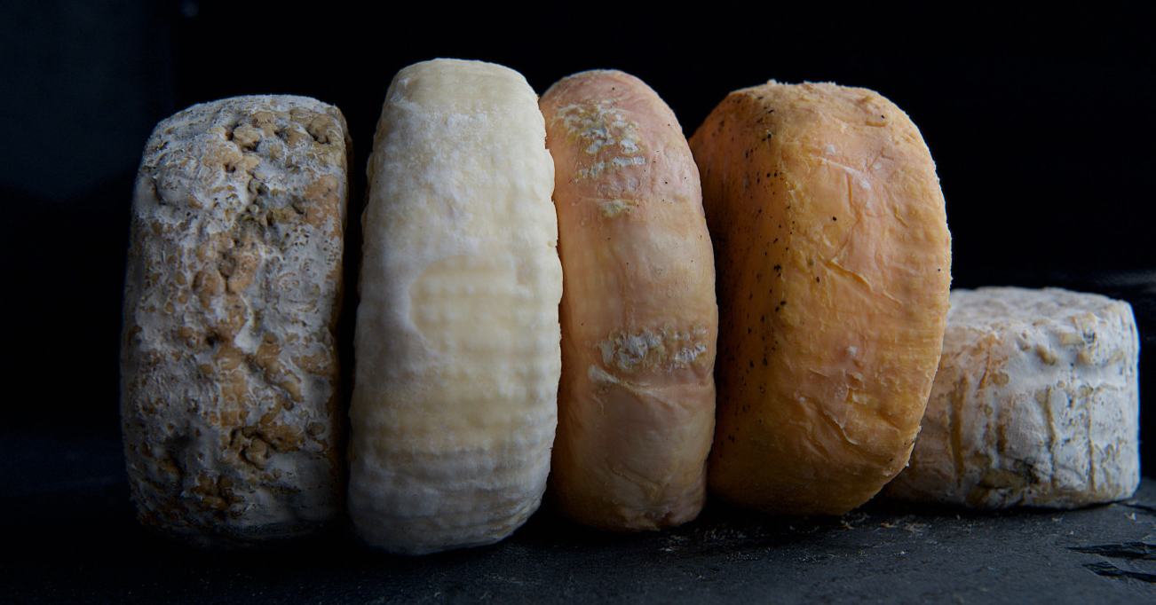 Helford cheeses 2