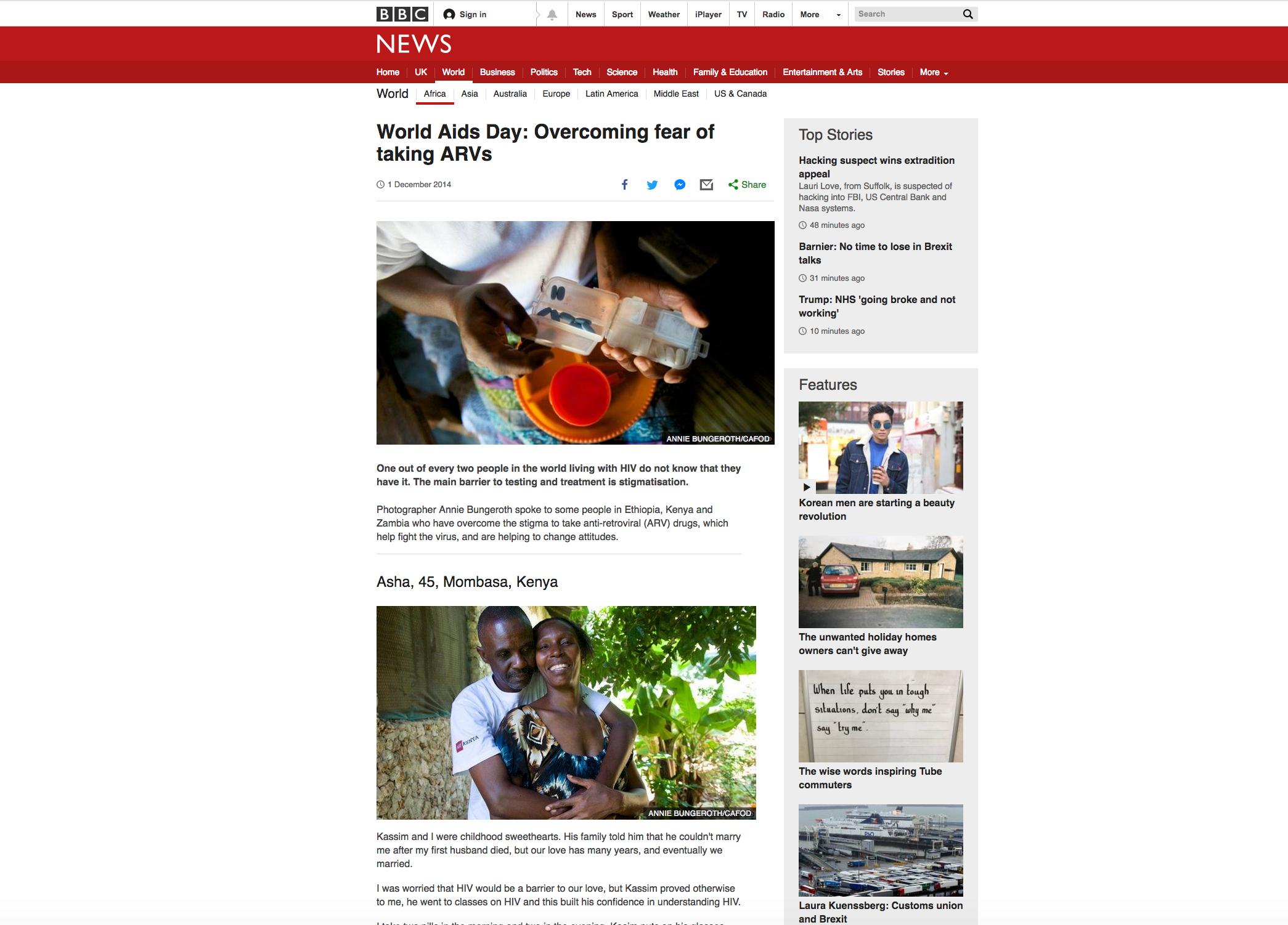 BBC HIV