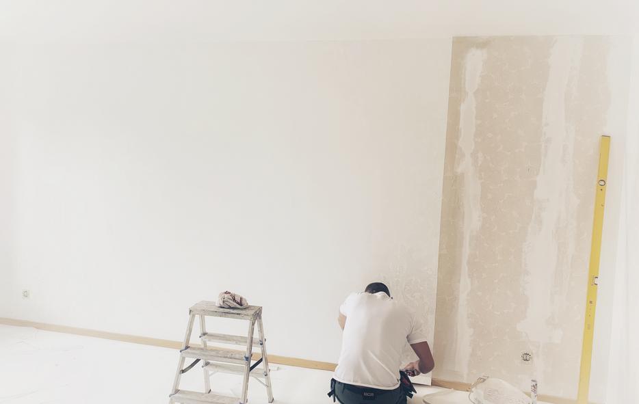 Målning och tapersering 4 rum och kök
