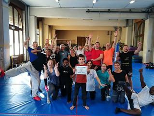 Stage de Body Fight Game au profit de la Fondation de France