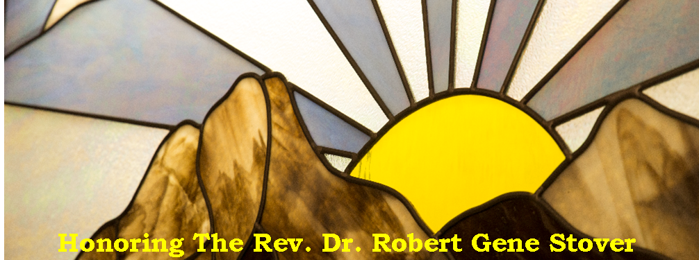 Honoring Rev. Stover