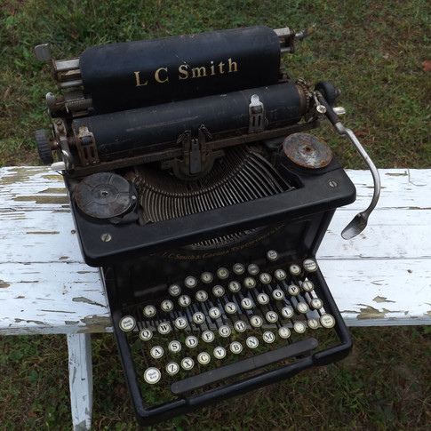 Smith Typewriter