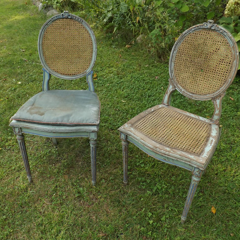 Chloe and Coolidge Chairs