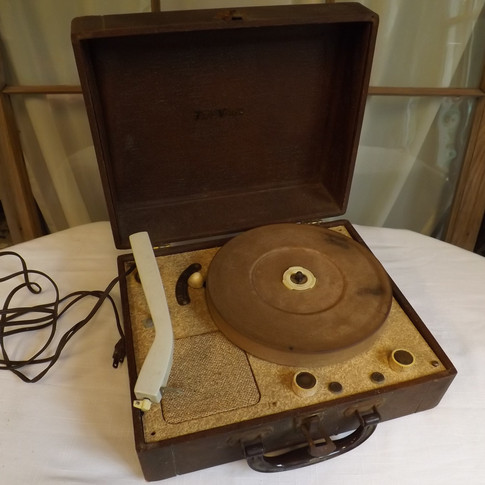 Davey Record Player (works)