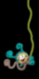 Mascotte l'îlot kids Ambérieu