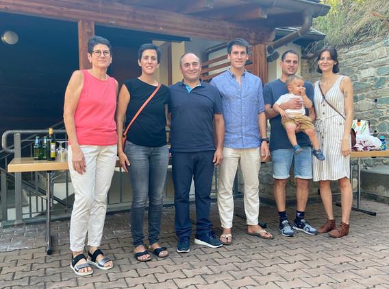 Anerkennung Familie Gurnari (2020)
