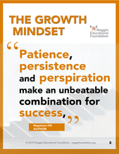 Growth Mindset Quote