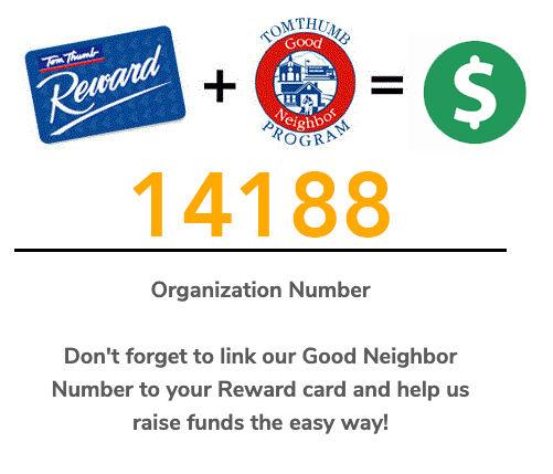 tom thumb good neighbor number for nef.j