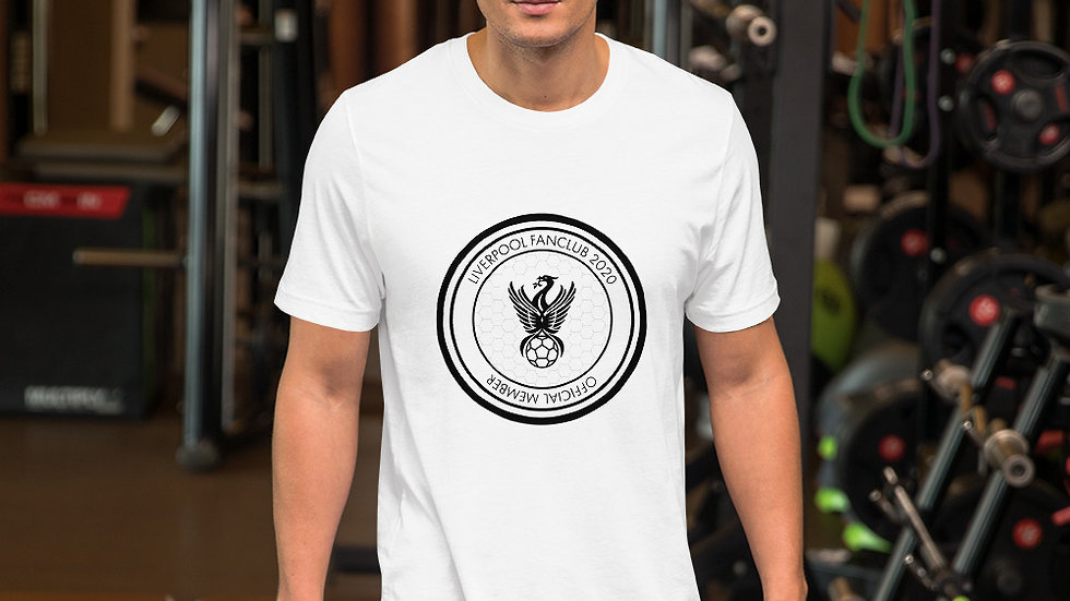 Members only t-shirt. Black emblem. 18 different color options.