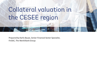 Collateral Valuation in the CESSE Region