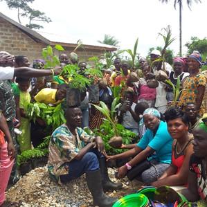 FGP Climate Change & Tree Planting