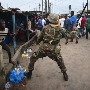 Liberia Ebola Situation Reports