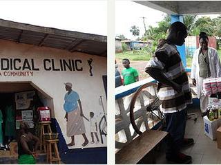 November Clinic Donations