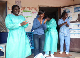 Our Role in the Future of Healthcare in Liberia