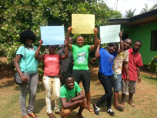 GlobalGiving Ebola Grant