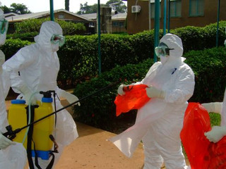 Ebola Virus Epidemic Update