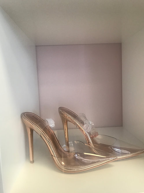 See-Through Shoes