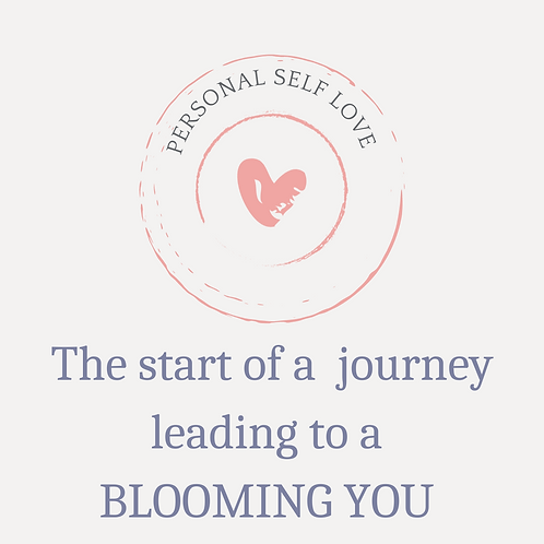 Personal Self Love Guided Month